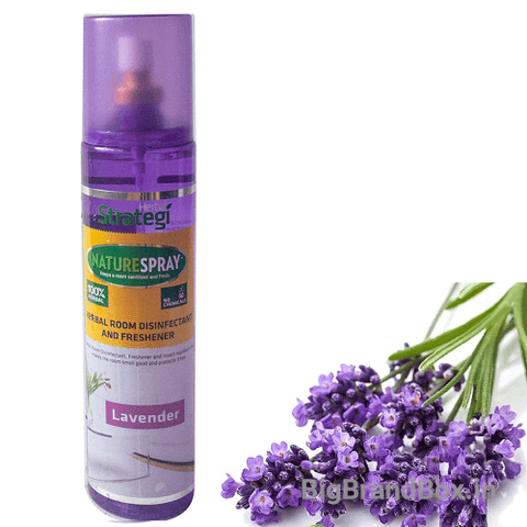 Lavender Herbal Room Freshener 250ML By Herbal Strategi