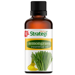 Lemongrass Essential Oil 50 Ml By Herbal Strategi