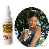 Herbal Mosquito Repellent Body Spray By Strategi