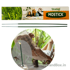 Herbal Mosquito Repellent Incense Stick By Herbal Strategi