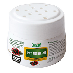 Herbal Rat Repellent Cake 50gm By Strategi