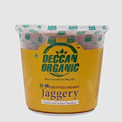 Jaggery Cube Traditional Indian Sweetener- 1 Kg By Deccan Organic