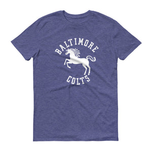 Baltimore Colts t-shirt heather blue