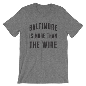 Not just the Wire T-Shirt – BSSociete