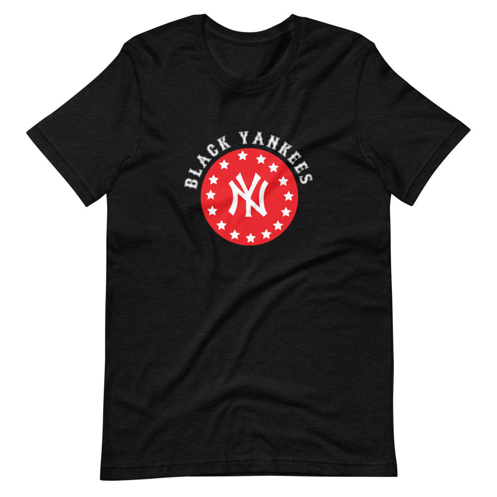 Black Yankees Short-Sleeve Unisex T-Shirt