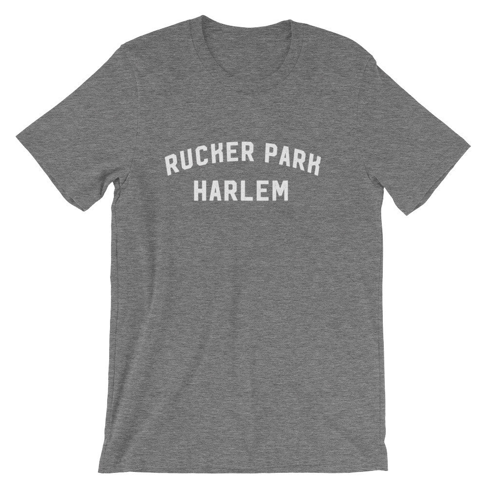 Rucker park t-shirt deep heather