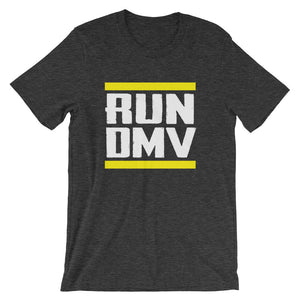 Run DMV t-shirt dark grey heather