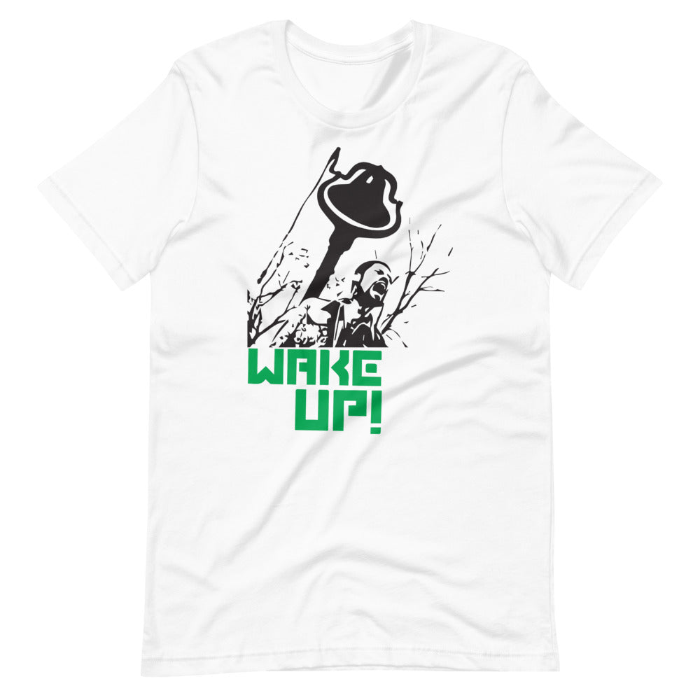 Spike tried to tell y'all Short-Sleeve Unisex T-Shirt
