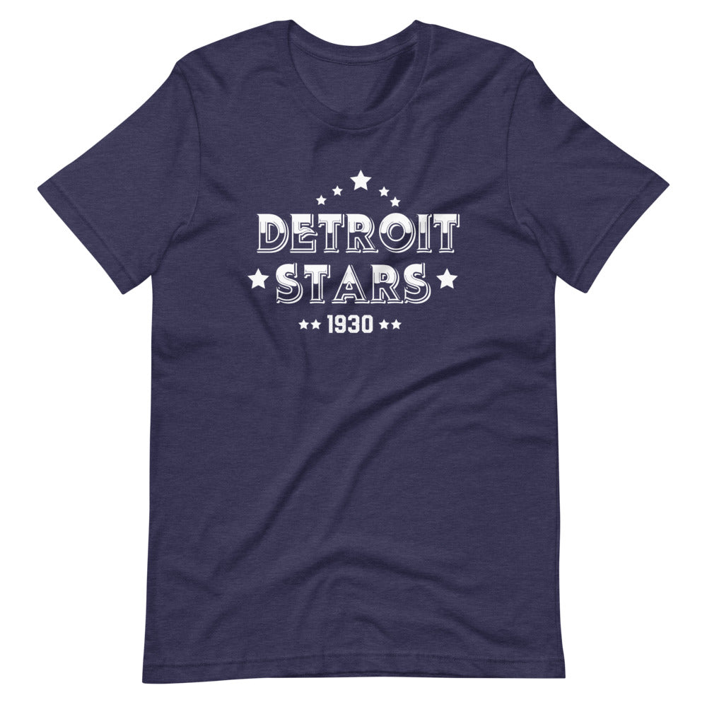 Detroit Stars Short-Sleeve Unisex T-Shirt