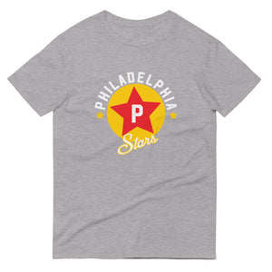 Philadelphia Stars Short-Sleeve T-Shirt athletic grey