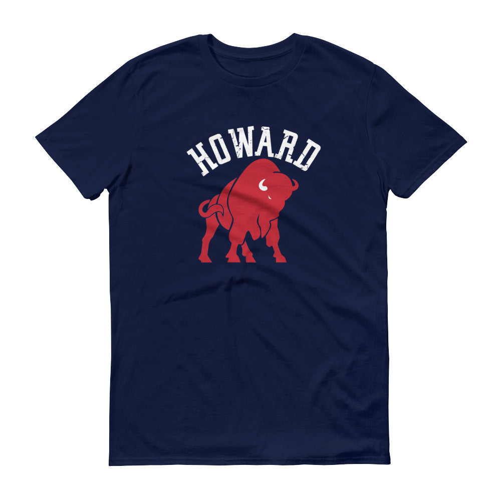 Howard t-shirt navy