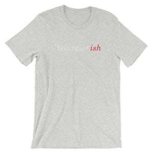 Bourgie • ish Short-Sleeve Unisex T-Shirt athletic heather