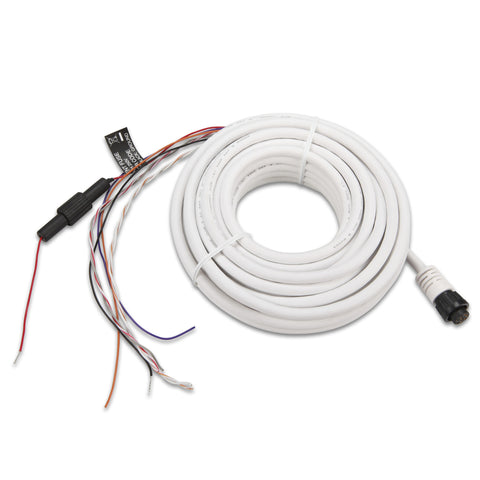 Garmin 010-11824-00; Power-Data Cable