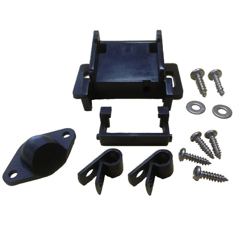 Airmar 20-058 Transom Bracket Kit for S63 Clip-on style paddlewheel [Open Bag]