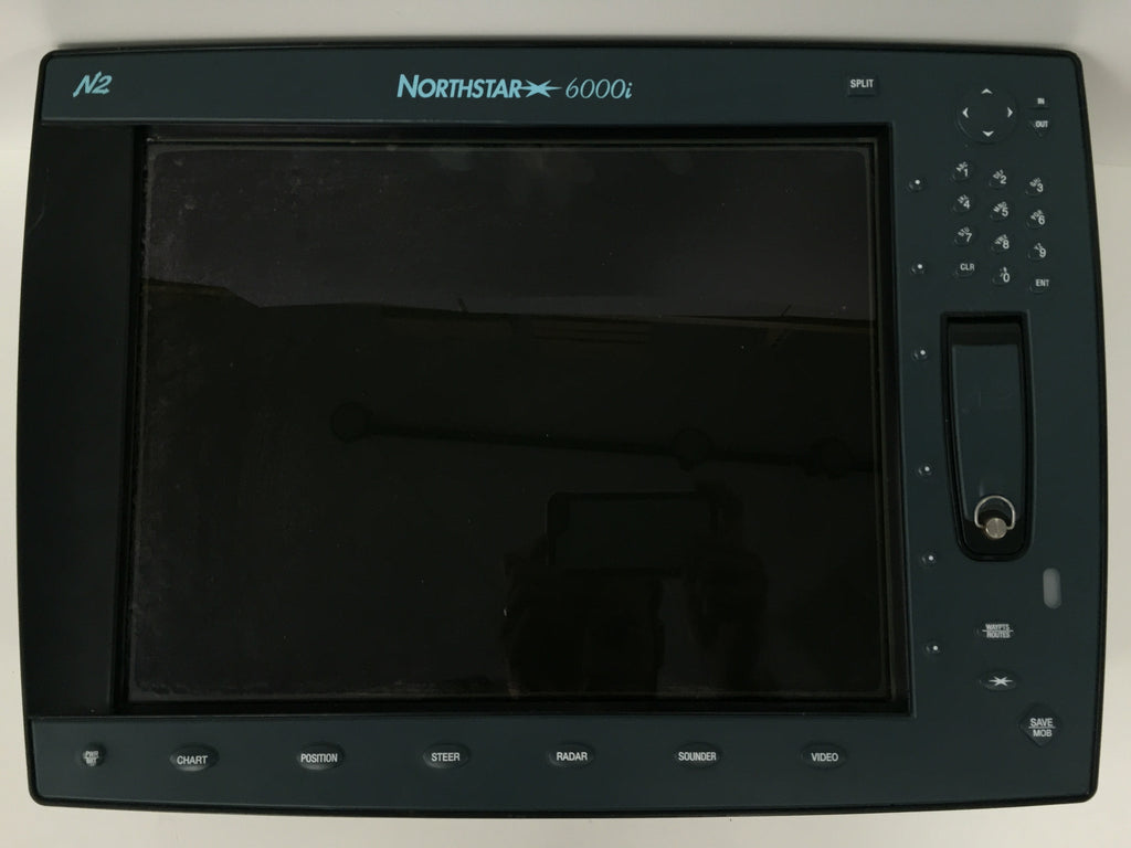 [USED] Northstar 6000i WAAS GPS Navigator 15inch Display sn 6K50386