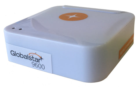Globalstar GDK-GS9600; Mini Router; front and top