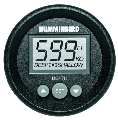 [USED] Humminbird HDR610 Depth Sounder Gauge sn 7627555