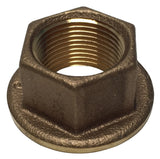 Airmar 02-222-03 30mm ID Hull Nut (M30-2 threads)