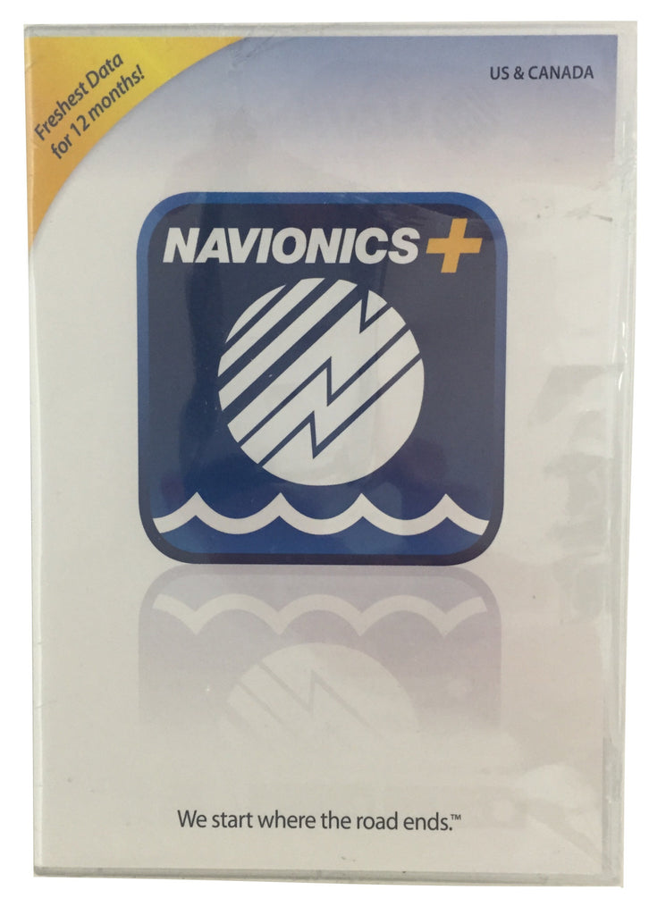 [USED] Navionics Plus CF/NAV+NI USA and Canada sn US1GSS11WJ11ZS