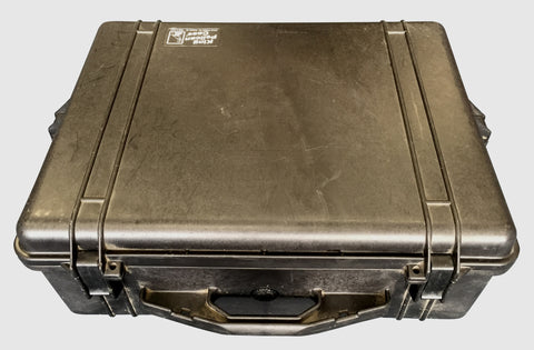 [USED] Pelican 1600-000-110 King Case (ref-001)