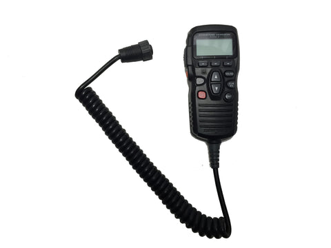[USED] Standard Horizon CMP30 RAM3 Remote Access Microphone for VHF Radio sn 3E440242