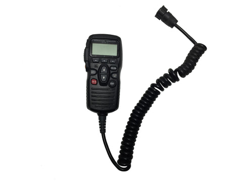 [USED] Standard Horizon CMP30 RAM3 Remote Access Microphone for VHF Radio sn 9G030482
