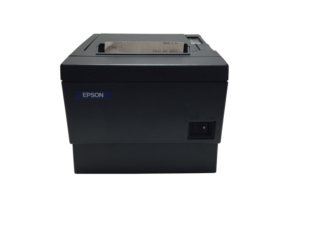 [USED] Epson M129C TM-T88IIIP Parallel Receipt Printer sn D6KG074001