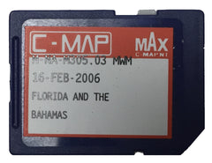 [USED] C-Map NT mAx SD-Card M-NA-M305.03 Florida and the Bahamas 16-Feb-2006 (ref-001)