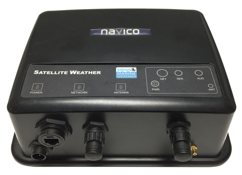 [USED] Navico Satellite Weather Radio Sirius Receiver Module sn 0806V30002317