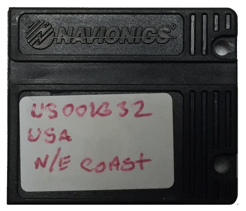 [USED] Navionics NAVchart Classic US001G32 USA North East Coast sn REF-0001
