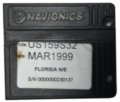 [USED] Navionics NAVchart Classic US159S32 North East Florida Mar 1999 sn 0000000230137