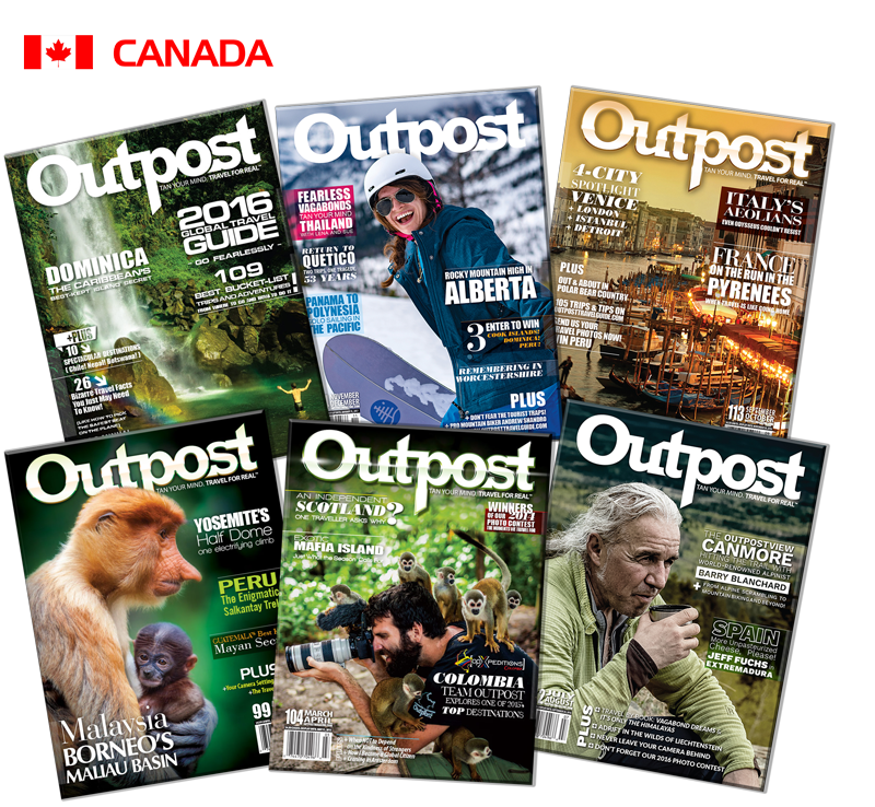 1 Year New Subscription to Outpost Magazine - The Outpost Shop