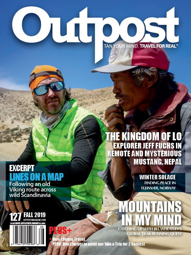 Outpost Magazine Issue 127