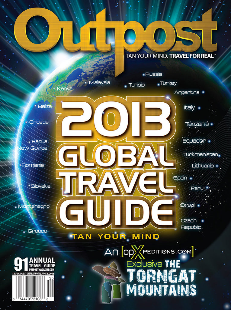 Order Outpost Magazine Issue 91 - The Outpost Shop - 1