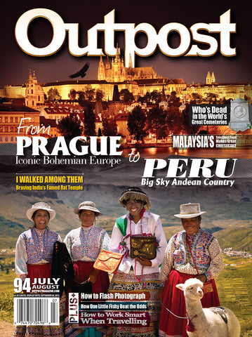 Order Outpost Magazine Issue 94 - The Outpost Shop - 1