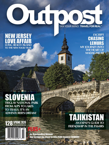 1 Year New Subscription to Outpost Magazine