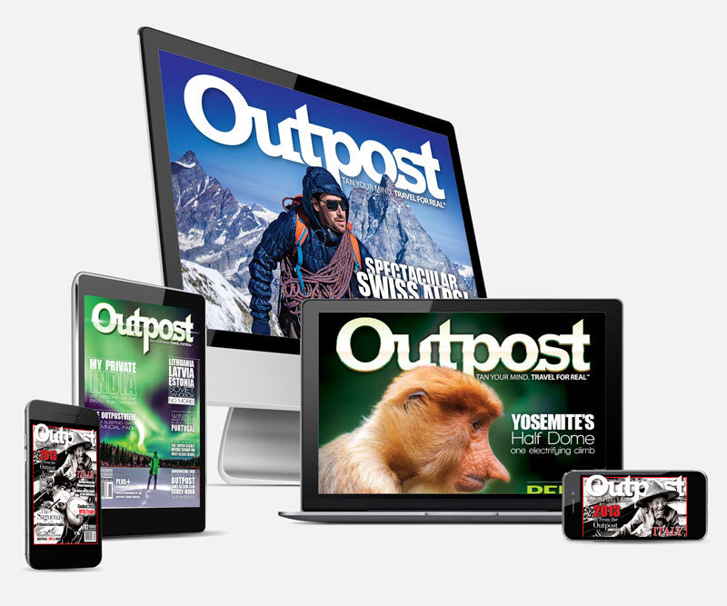 Outpost on PocketMags - The Outpost Shop