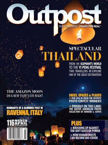 Order Outpost Magazine Issue 116