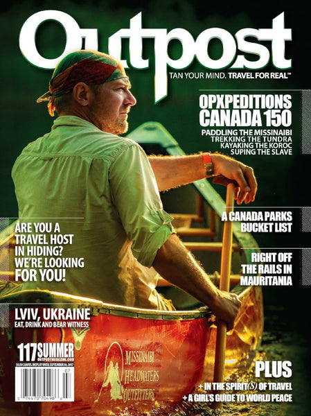 Outpost Magazine Issue 117
