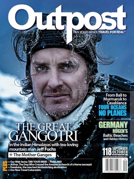 Outpost Magazine Issue 118