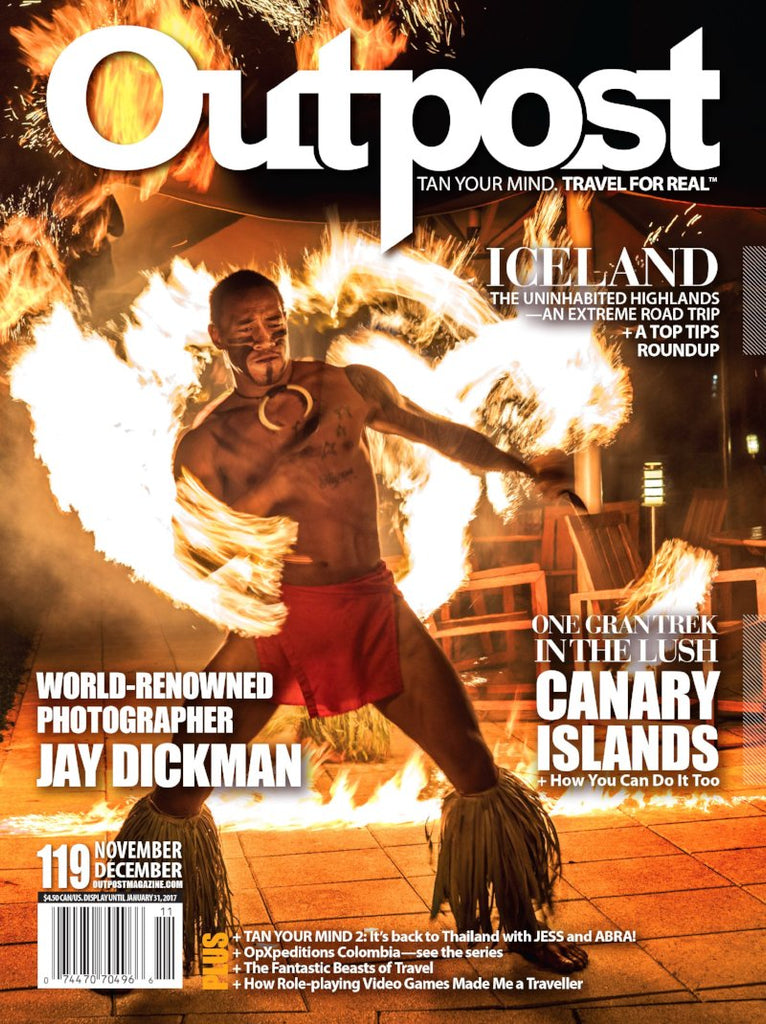 Outpost Magazine Issue 119