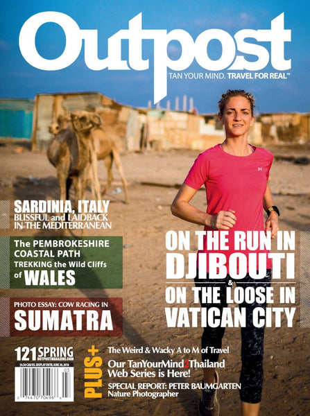 Outpost Magazine Issue 121