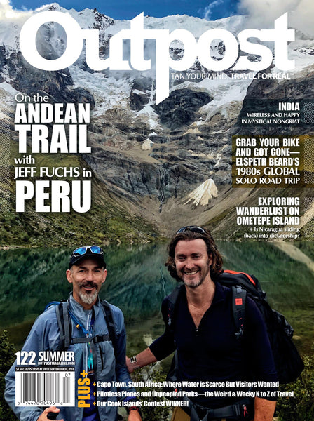 Outpost Magazine Issue 122