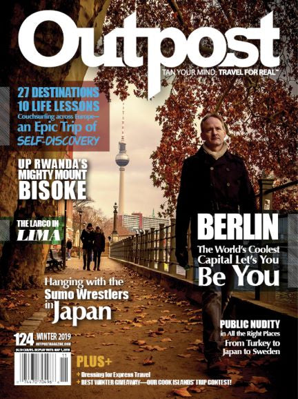 Outpost Magazine Issue 124