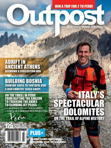 Outpost Magazine Issue 125