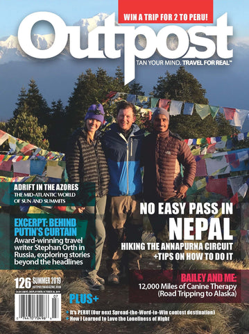Outpost Magazine Issue 126