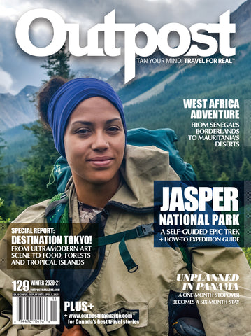 Outpost Magazine Issue 129