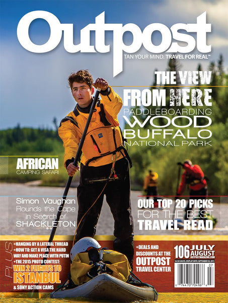 Order Outpost Magazine Issue 106 - The Outpost Shop - 1