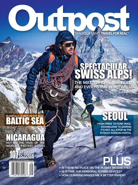 Order Outpost Magazine Issue 107 - The Outpost Shop - 1