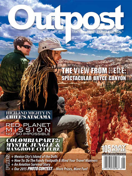 Order Outpost Magazine Issue 105 - The Outpost Shop - 1